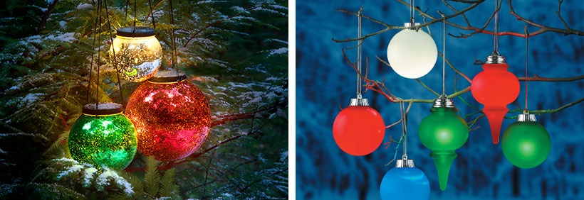 Dress Your Home to Impress with These Outside Christmas Decorations-Tree
