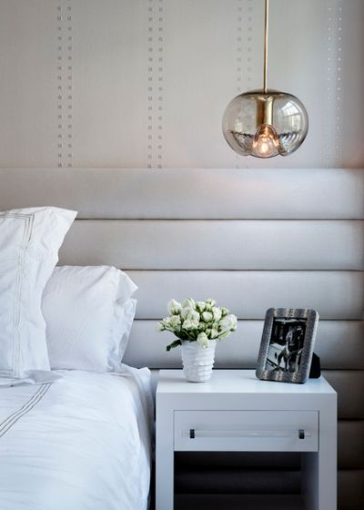 Contemporary Bedroom Chelsea Townhouse
