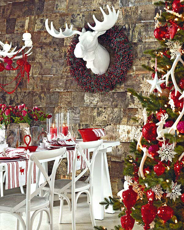 Christmas Table Decoration Ideas 100