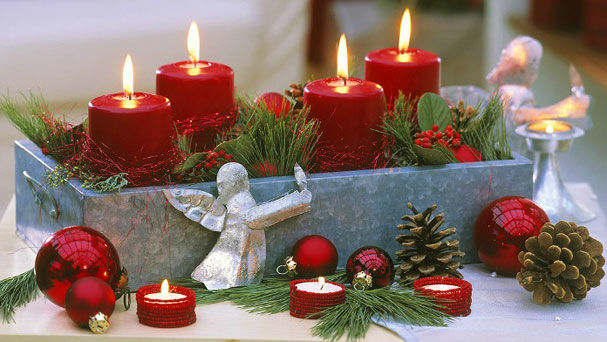 Christmas Table Decoration Ideas 24