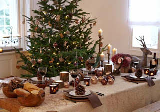 Christmas Table Decoration Ideas 29