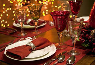 Christmas Table Decoration Ideas 35