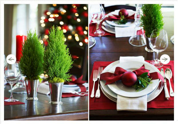 Christmas Table Decoration Ideas 46