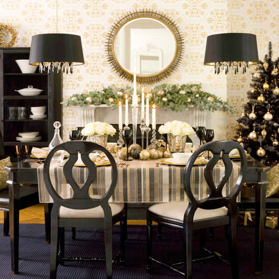 Christmas Table Decoration Ideas 37
