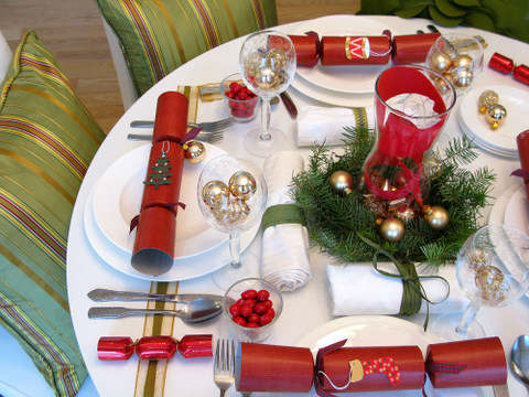 Christmas Table Decoration Ideas 40