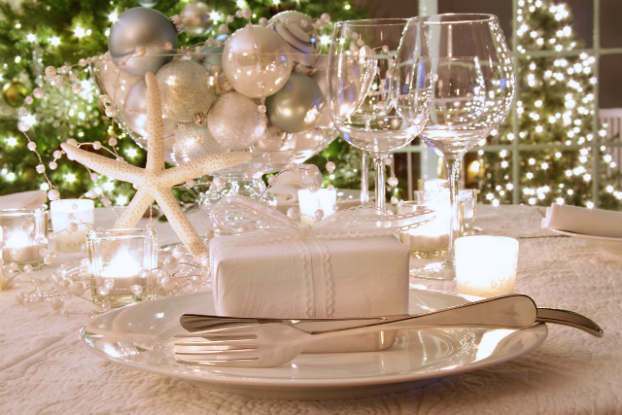 Christmas Table Decoration Ideas 98