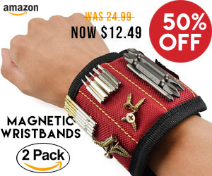 magnetic wristband 50