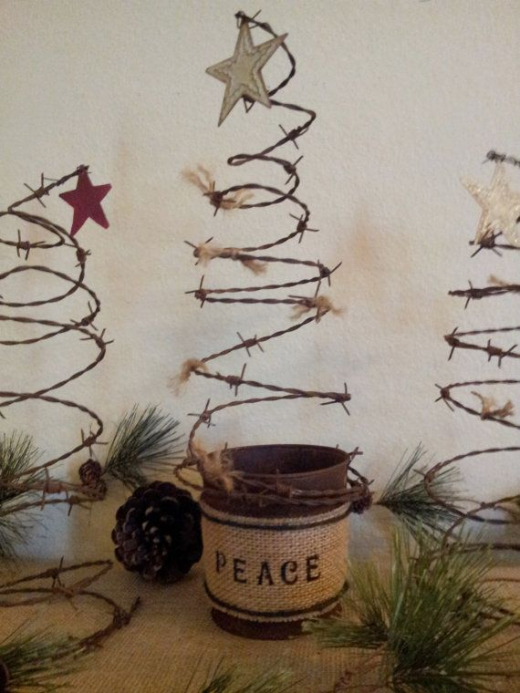 rustic-christmas-tree-decorations
