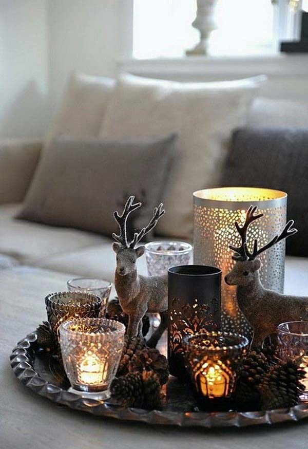 tabletop-rustic-christmas-decorations