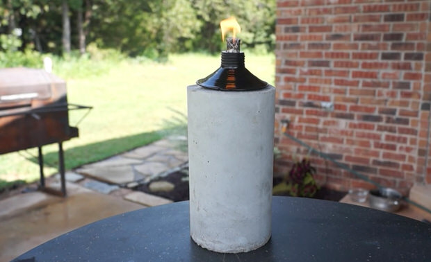 DIY table top fire pit-21