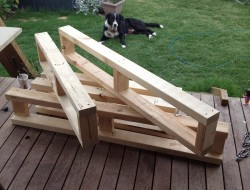 DIY Day Bed - Frame