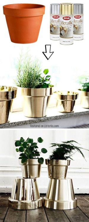 gold-flower-pot-diy