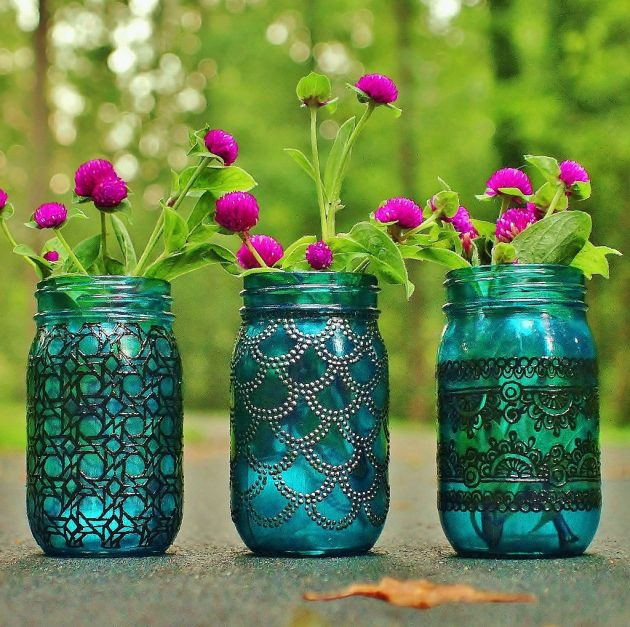 16 Impressive Handmade Mason Jar Crafts To Show Off Your Creative Side