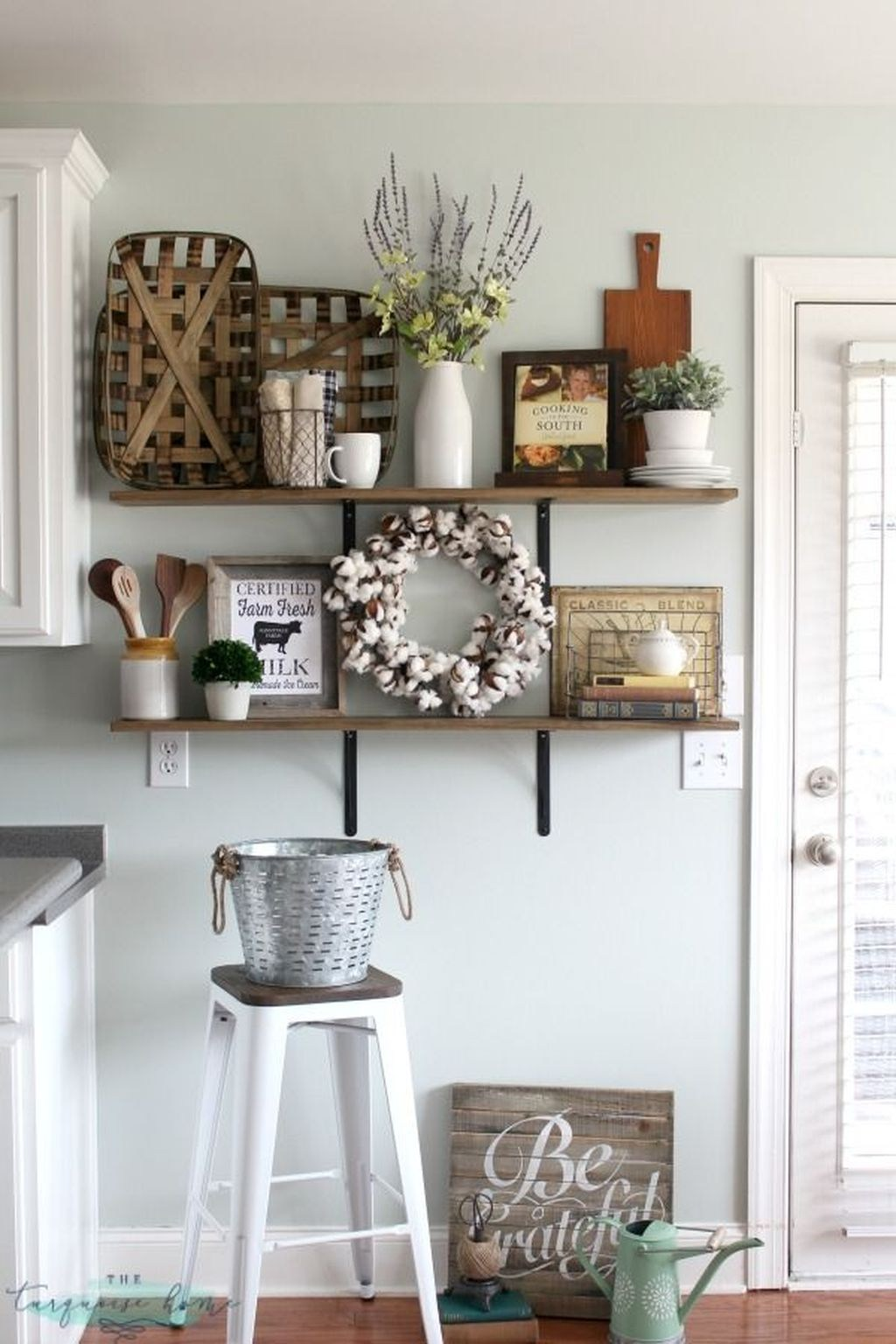 Beautiful Farmhouse Kitchen Decor Ideas 04