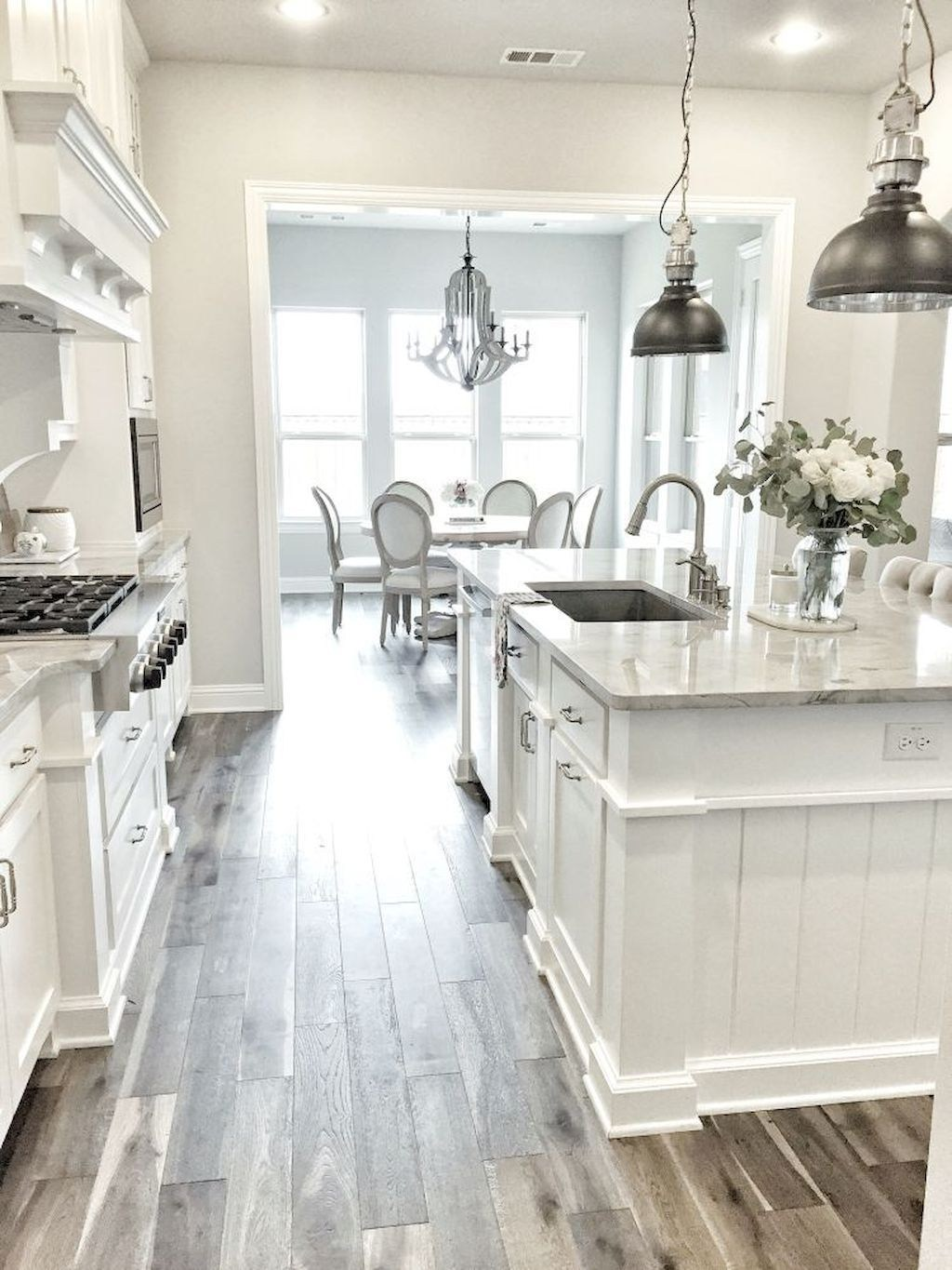 Beautiful Farmhouse Kitchen Decor Ideas 07
