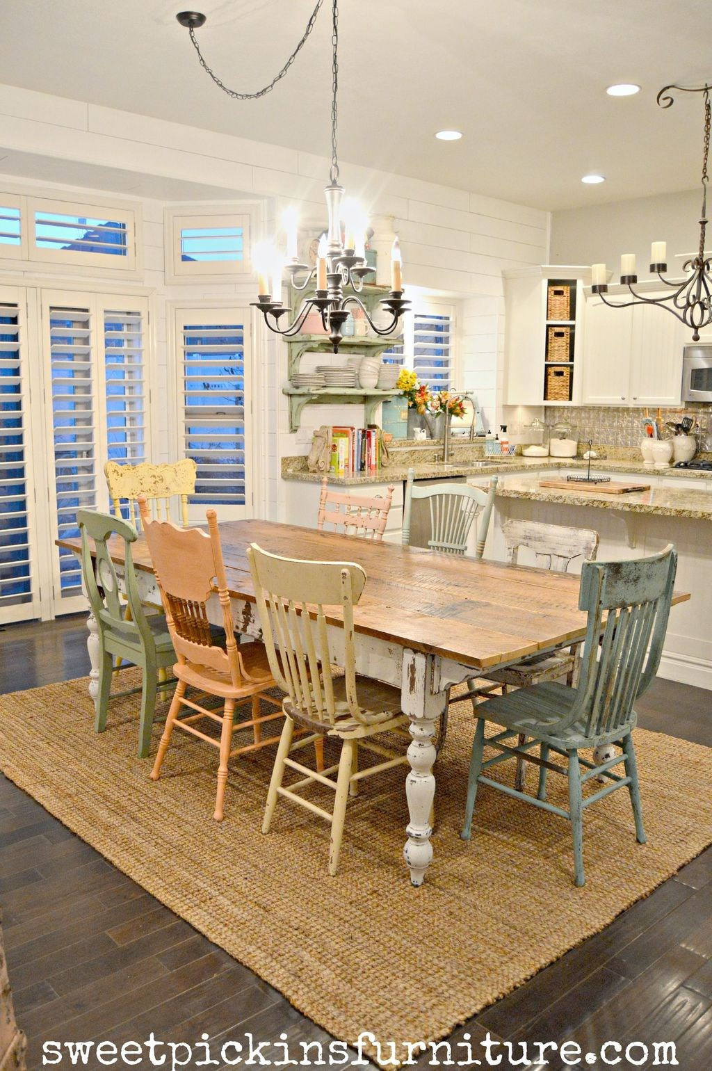 Beautiful Farmhouse Kitchen Decor Ideas 13