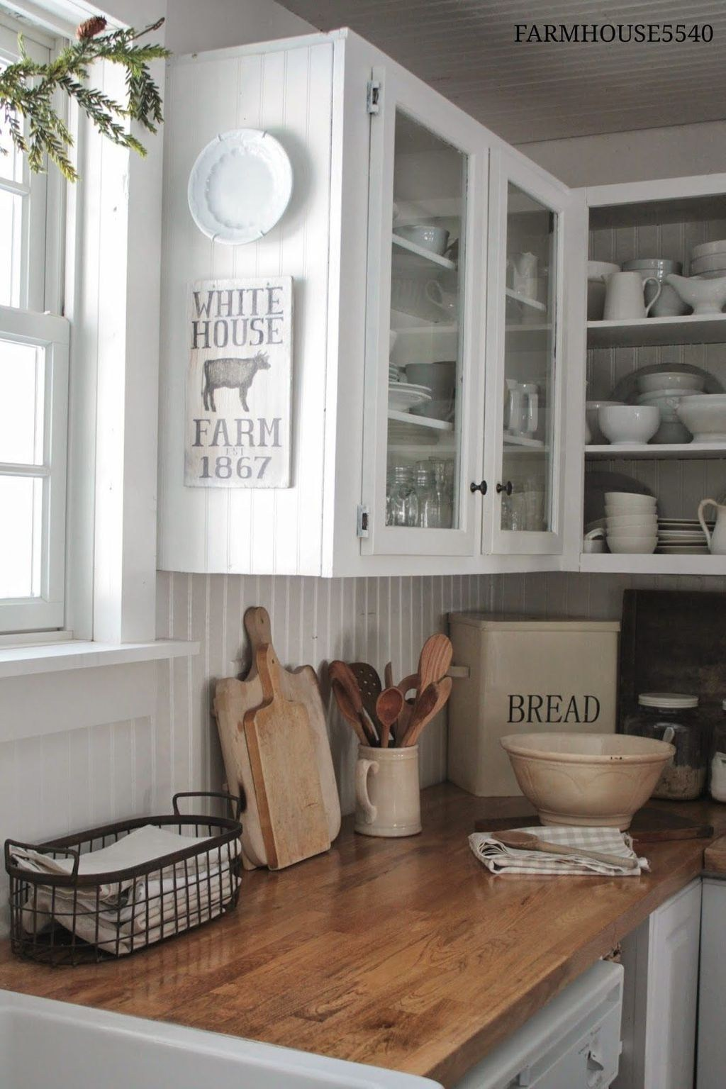 Beautiful Farmhouse Kitchen Decor Ideas 18