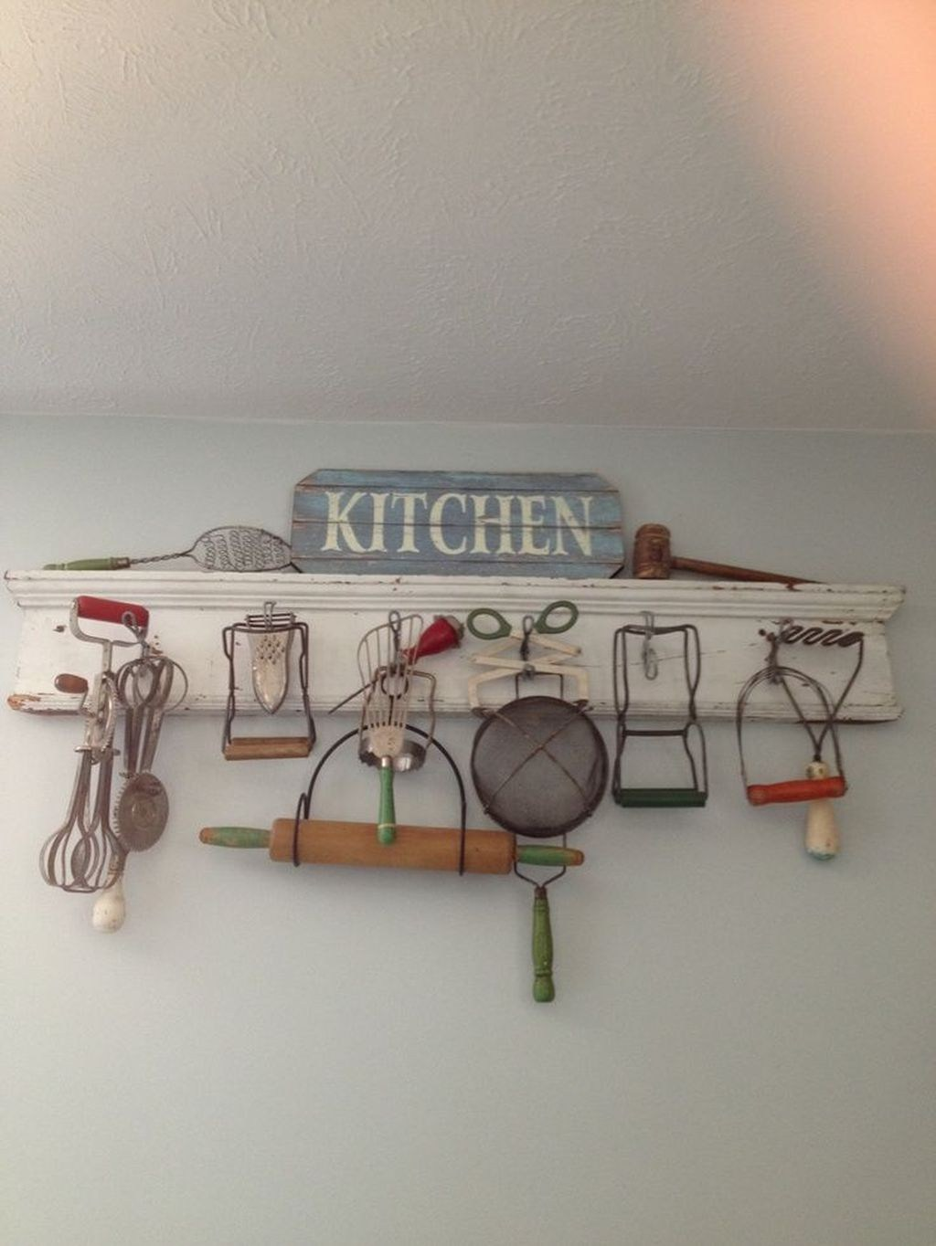 Beautiful Farmhouse Kitchen Decor Ideas 37