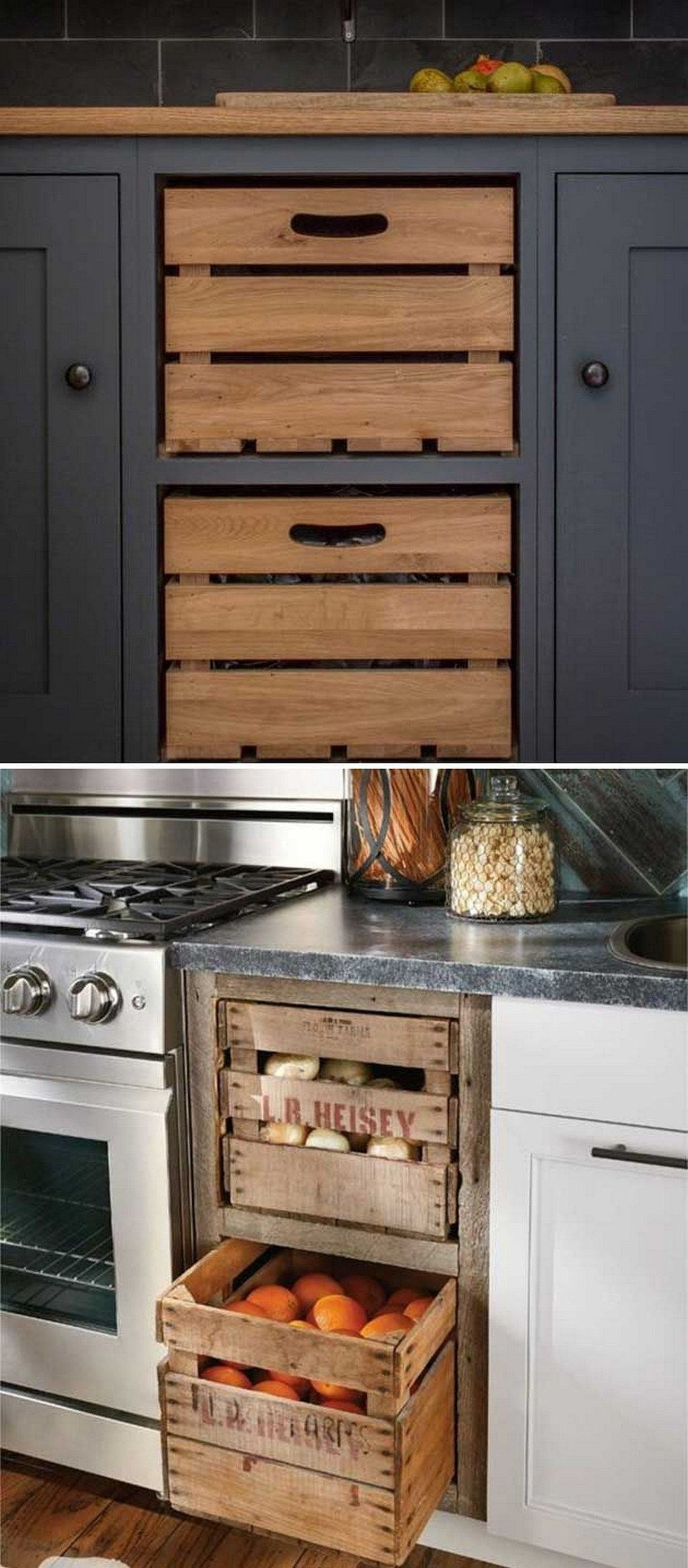 Beautiful Farmhouse Kitchen Decor Ideas 38