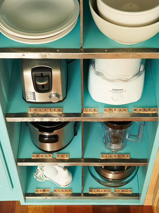 Practical Ways To Store More Things In Your Kitchen