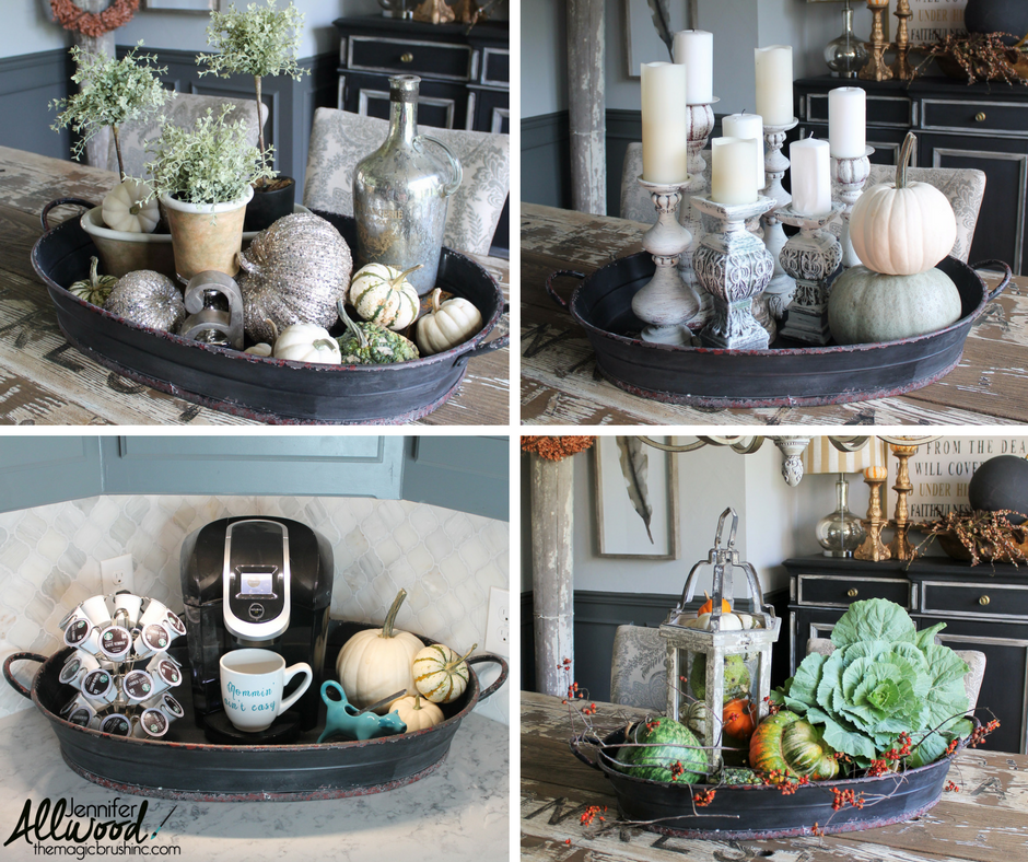 Tray Decor Ideas | The Magic Brush