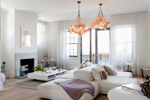 West Chin Architects & Interior Designers, Holiday House Hamptons 2014