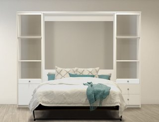 Sofa Bed Versus Wall Bed: What's Best For Your Small Space? - Photo 9 of 10 -