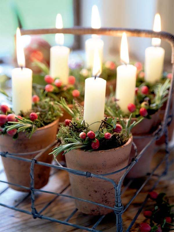 candle-rustic-christmas-decorations-2