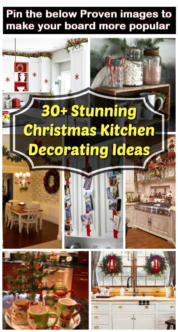 christmas-kitchen-decoration-ideas