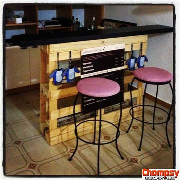 #6 ONE PALLET MINI BAR