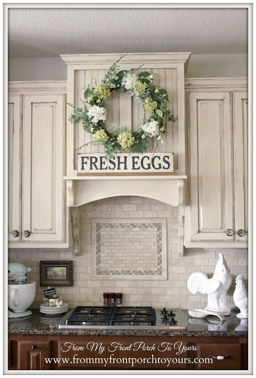 Beautiful Farmhouse Kitchen Decor Ideas 15