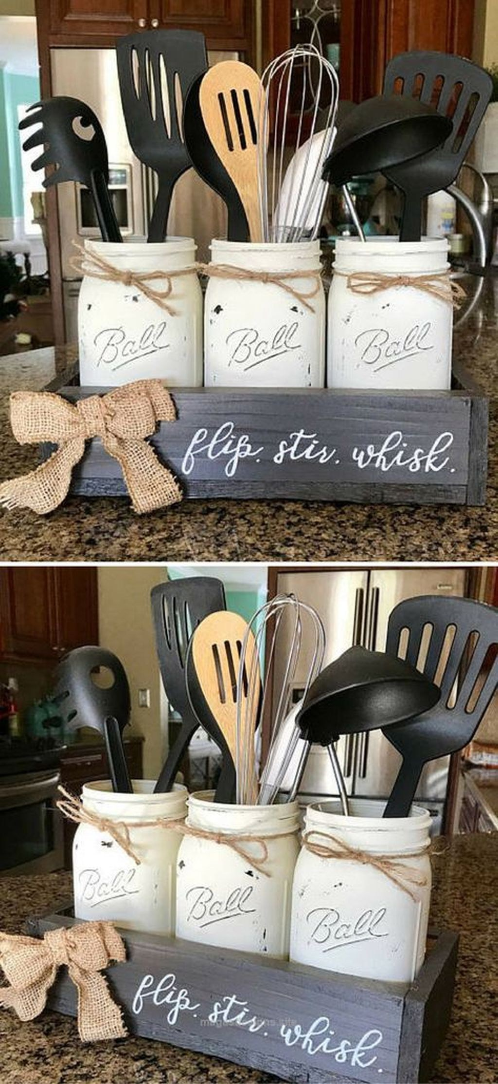 Beautiful Farmhouse Kitchen Decor Ideas 19