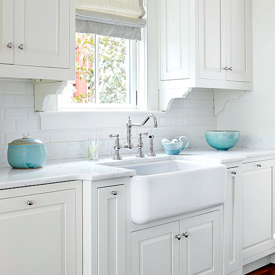 Elegant Kitchen Sink