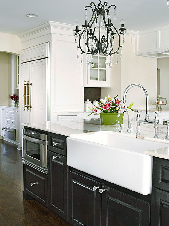 Farmhouse Kitchen Sink Contact