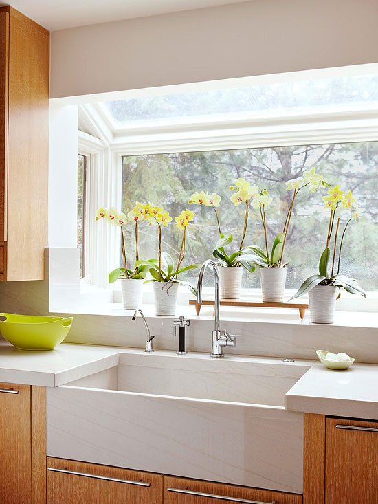 Great View Farmhouse Kitchen Sink